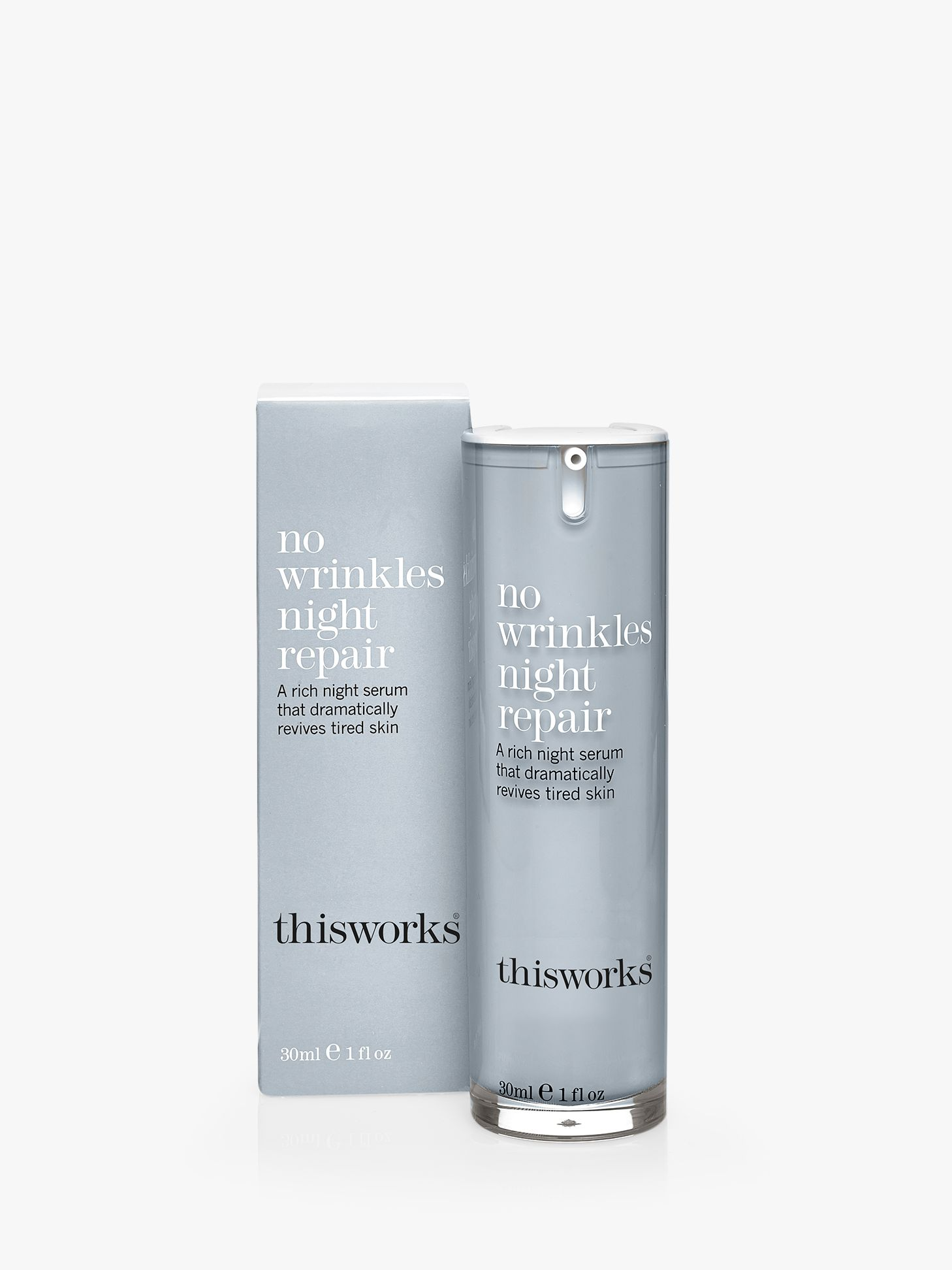 this works no wrinkles night repair 30ml