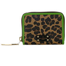 Buy Paul's Boutique Suzi Classic Leopard Purse, Brown Online at johnlewis.com