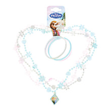Buy Disney Frozen Jewellery Set Online at johnlewis.com