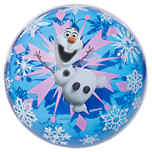 Buy Disney Frozen Light Up Ball Online at johnlewis.com