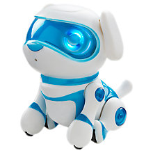Buy Teksta Robotic Newborn Puppy Online at johnlewis.com