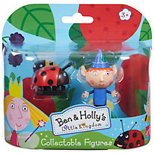 Buy Ben & Holly's Little Kingdom Collectable Characters, Pack of 2, Assorted Online at johnlewis.com