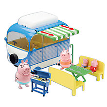 Buy Peppa Pig Holiday Campervan Online at johnlewis.com