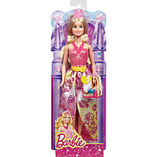 Buy Barbie Fairytale Doll, Assorted Online at johnlewis.com
