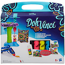 Buy Play-Doh Doh Vinci Colour Mixer Online at johnlewis.com
