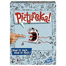 Buy MB Games Pitureka! Online at johnlewis.com