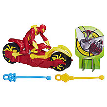Buy Ultimate Spider-Man Web Slingers Racers, Assorted Online at johnlewis.com