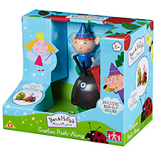 Buy Ben & Holly's Little Kingdom Push-Along Vehicle, Assorted Online at johnlewis.com