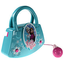 Buy Disney Frozen Karaoke Machine Online at johnlewis.com