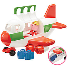 Buy Peppa Pig Holiday Jet Online at johnlewis.com