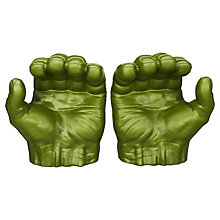 Buy Avengers Age of Ultron Marvel Gamma Grip Hulk Fists Online at johnlewis.com