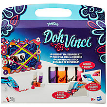 Buy Play-Doh Doh Vinci Memory Masterpiece Kit Online at johnlewis.com