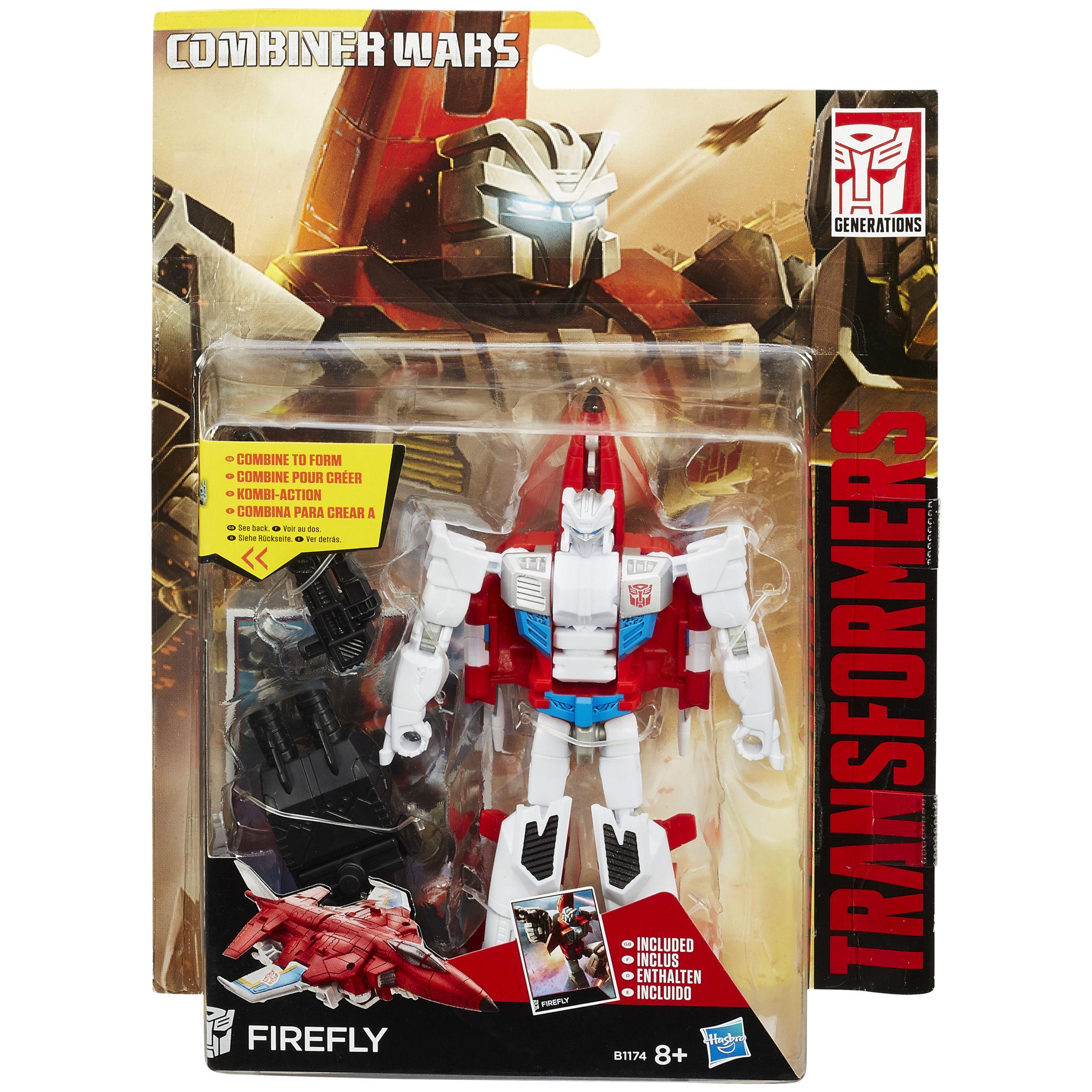 Transformers Transformers Generations Combiner Wars Figure, Assorted
