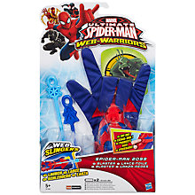 Buy Spider-Man Slinger Blaster Glove, Assorted Online at johnlewis.com