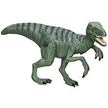 Buy Jurassic World Raptor Action Figure, Assorted Online at johnlewis.com