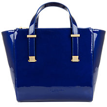 Buy Ted Baker Lela Crosshatch Shopper Bag Online at johnlewis.com