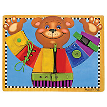 Buy Melissa & Doug Basic Skills Board Online at johnlewis.com