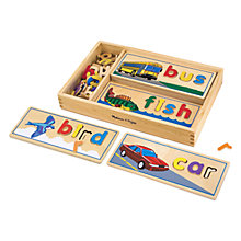 Buy Melissa & Doug See & Spell Learning Toy Online at johnlewis.com
