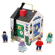 Buy Melissa & Doug Doorbell House Online at johnlewis.com