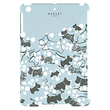 Buy Radley Cherry Blossom Dog iPad Mini Case, Blue Online at johnlewis.com