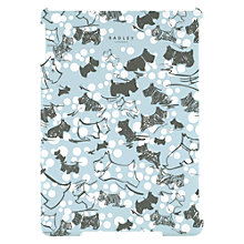 Buy Radley Cherry Blossom Dog iPad Air Case, Blue Online at johnlewis.com