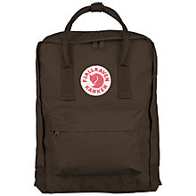 Buy Fjallraven-Kanken Vinyl Backpack Online at johnlewis.com