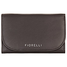 Buy Fiorelli Selma Leather Dropdown Purse Online at johnlewis.com