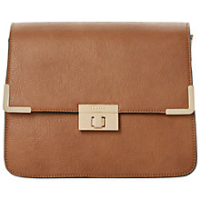Buy Dune Drummy Multi Gusset Cross-Body Bag Online at johnlewis.com