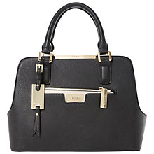 Buy Dune Domino Multi Compartment Tote Bag, Black Online at johnlewis.com