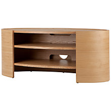 "Buy Tom Schneider Elliptic 1100 TV Stand for TVs up to 48"" Online at johnlewis.com"