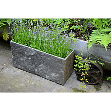 Buy Foras Surmi Slate Trough, Large Online at johnlewis.com