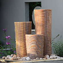 Buy Foras Mexican Set of 3 Water Features Online at johnlewis.com