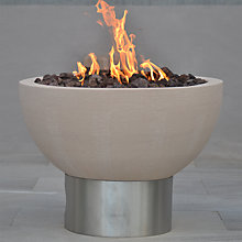 Buy Foras Pure 75 Firepit Bowl Online at johnlewis.com