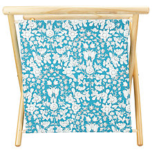 Buy John Lewis Daisy Chain Knit Frame, Teal Online at johnlewis.com
