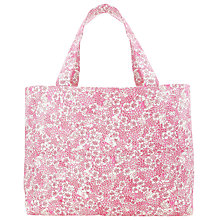 Buy John Lewis Carriages Shopper Bag, Pink Online at johnlewis.com