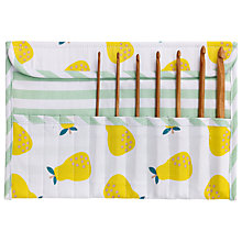 Buy John Lewis Pear Crochet Roll, Multi Online at johnlewis.com