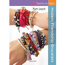 Buy Modern Friendship Bracelets Book Online at johnlewis.com