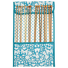 Buy John Lewis Daisy Chain Knit Roll, Teal Online at johnlewis.com