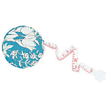 Buy John Lewis Daisy Chain Tape Measure, Teal Online at johnlewis.com