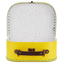 Buy RJB Stone Yellow Suitcase, Small Online at johnlewis.com