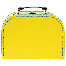 Buy Sass and Belle Yellow Suitcase, Small Online at johnlewis.com