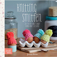 Buy Knitting Smitten: 20 Fresh & Funky Hand-Knit Designs by Jessica Biscoe Knitting Book Online at johnlewis.com