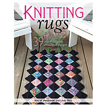 Buy Knitting Rugs by Nola A. Heidbreder and Linda Pietz Book Online at johnlewis.com