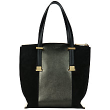 Buy Ted Baker Limings Leather Shopper Bag Online at johnlewis.com