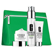 Buy Clinique Better Brighter Skin Kit Online at johnlewis.com