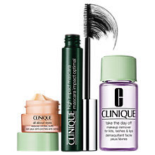 Buy Clinique High Impact Lashes Gift Set Online at johnlewis.com