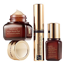 Buy Estée Lauder Advanced Night Repair Eye Set Online at johnlewis.com