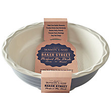 Buy Mason Cash Round Perfect Pie Dish, Dia.28cm Online at johnlewis.com