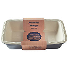 Buy Mason Cash Baker Street Rectangular Pie Dish, 31cm Online at johnlewis.com