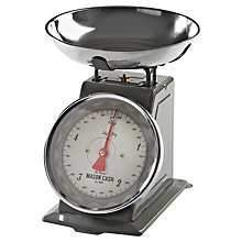 Buy Mason Cash Baker St Mechanical Kitchen Scale, 5kg Online at johnlewis.com